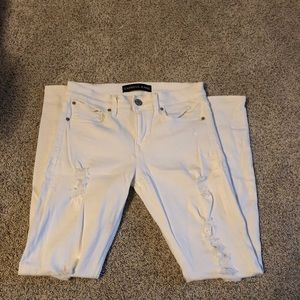 White Express Jeans. 4R